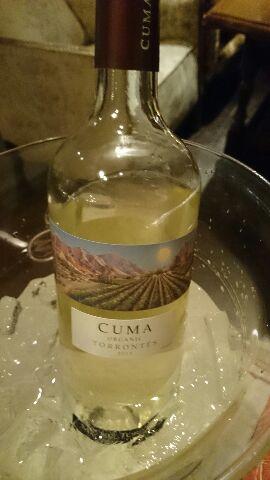 白ワインCUMA