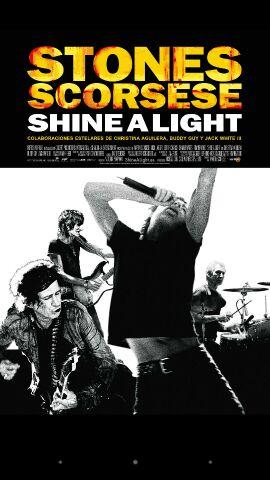 ローリングストーンズ SHINE A LIGHT